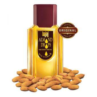 Bajaj Hair Oil : Almond Drops (100ml)