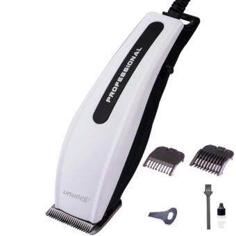 BRseries Electric Hair Clipper Professional hair Trimmer for MenBaby Barber Tools (White)