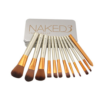 BYL 12 pcs make up brushes beauty tools with box popheko