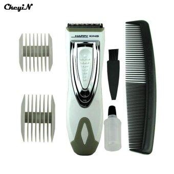 CkeyiN Rechargeable Portable Cordless Hair Cutter Cutting MachineFor Barber Electric Men Hair Shaving Clipper Trimmer RCS31W
