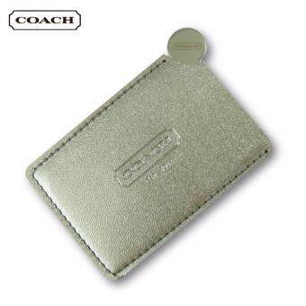 Coach Stainless Steel Mirror (Silver)