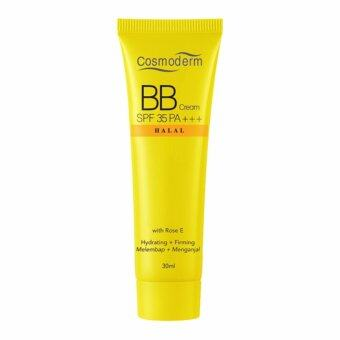 Cosmoderm, Vitamin E BB Cream 01- Nude (30ml)