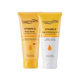 Cosmoderm, Vitamin E Body Radiance Set