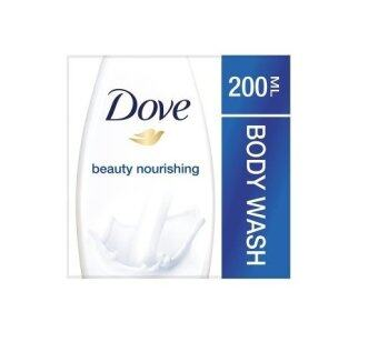 Dove Beauty Moisture Body Wash 200ml