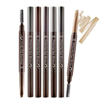 ETUDE HOUSE Drawing Eye Brow Pencil #06 BLACK