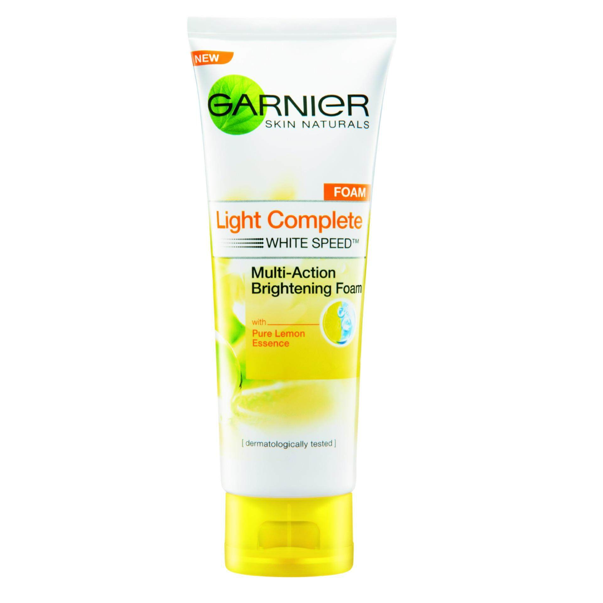 Garnier Reviews Ratings And Best Price In Kl Selangor Malaysia Light Complete White Speed Super Foam 10 100ml