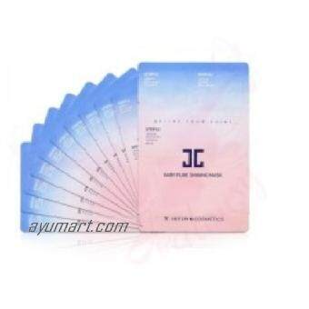 JC BABY PURE SHINING MASK 10 pcs