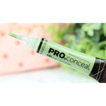 LA GIRL PRO CONCEALER HD GREEN CORRECTOR (HIGH QUALITY)
