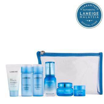 [Laneige Malaysia] Essential Trial Set_Moisture