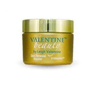 Leigh Valentine Beauty Skin Renewal Booster Moisturizer Gold W Q Vidasomes    Leigh Valentine