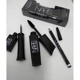 NARS 3 in 1 Waterproof Mascara + Liquid Eyeliner + Eye Brow Pencil