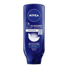 nivea inshower intensive skin conditioner 400ml