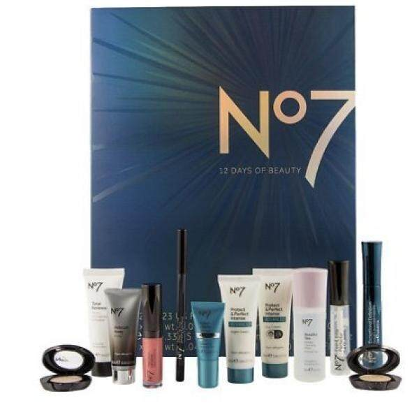 No7 Beauty Advent Kalender (Kemasan 1)-Internasional