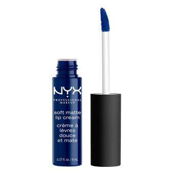 NYX PROFESSIONAL MAKEUP Soft Matte Lip Cream Lipstick -Moscow