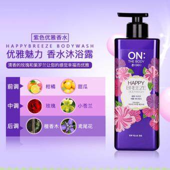 ON: The Body - Korea Moisturize Hydrating Body Wash 500ml [HappyBreeze]