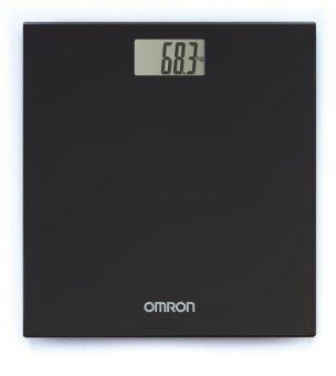 (Original) Omron Digital Body Weighing Weight Scale HN289 (WARRANTY 1 YEAR) Black