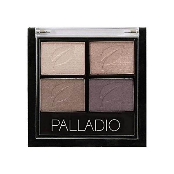 Palladio Eyeshadow Quad, Ballerina - intl