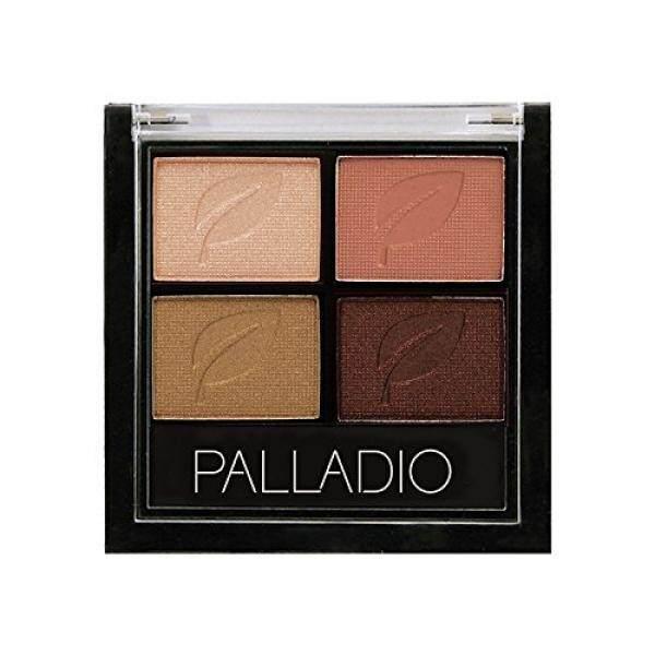 Palladio Eyeshadow Quad, Copper N Chic - intl