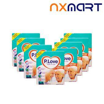 P.Love Value Pack Adult Diapers L10 x8