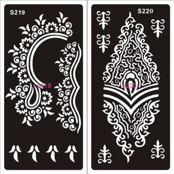 Pro 1 Sheet Hand-Painted Hollow Mold Inkjet Tattoo Henna Templates Stickers For DIY Tools Professional New Body Painting KitPro 1 Sheet Hand-Painted Hollow Mold Inkjet Tattoo Henna Templates Stickers For DIY Tools Professional New Body Painting Kit