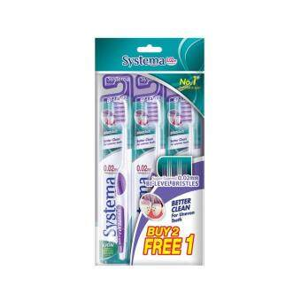SYSTEMA Systema Toothbrush Bi Level 1PCS