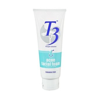 T3 Acne Facial Foam 100g