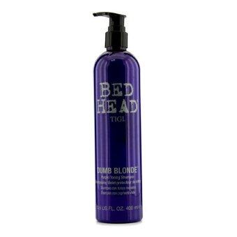 Bed Head Purple Shampoo Review