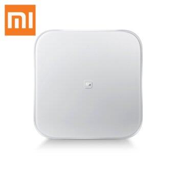 Xiaomi Mi Smart Scale Bluetooth 4.0 LED Display Weighing Scale Digital Body Weight Scale for Android iOS, Original Imported set