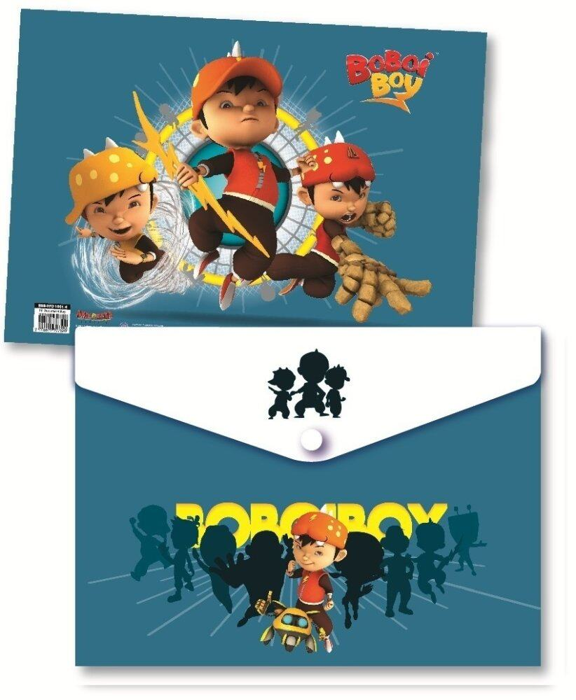 BoBoiBoy Document File