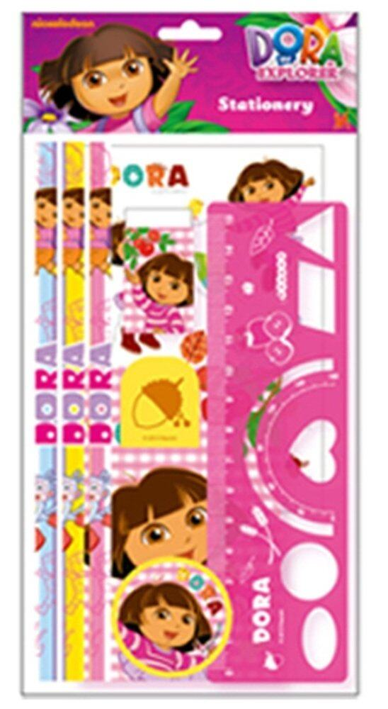 Original Dora The Explorer Stationery Value Pack