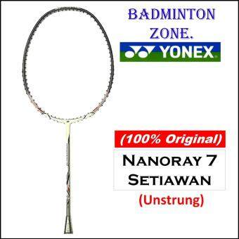 [100% Authentic] Yonex Nanoray 7 Setiawan Limited Edition (4UG5) (Unstrung) Badminton Racket
