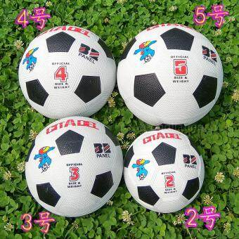 321 No. Students Rubber Wear and training small football
