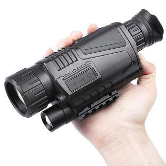 5 X 40 INFRARED DIGITAL NIGHT VISION TELESCOPE HIGH MAGNIFICATIONWITH VIDEO