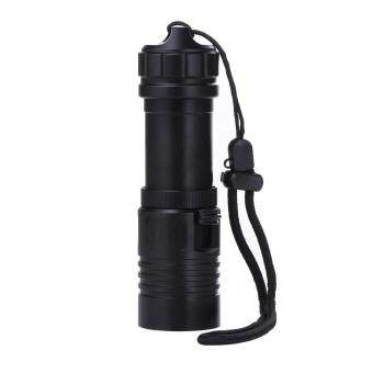 5000Lm CREE XM-L U2 LED Scuba Diving Waterproof light Torch18650+charging