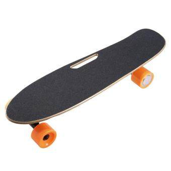 Allwin 4 Wheel Electric Skateboard Single Driver Motor Remote Control Longboard