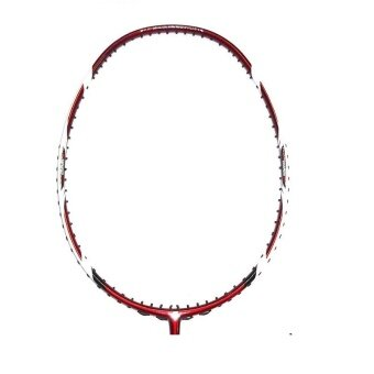 Apacs Edgesaber 10 Badminton Racket (Red)