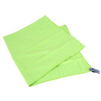 BLUEFIELD Quick-drying Towel Microfibre Towel Sports Travel TowelGreen