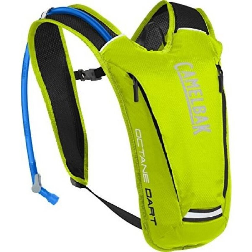 CamelBak Octane Dart Crux Reservoir Hydration Pack, LimePunch/Black, /50 oz - intl