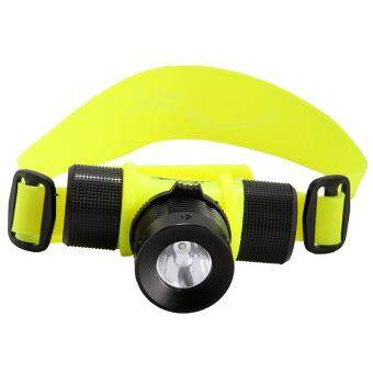 Diving Headlamp LED Waterproof Swimming Dive Head Light Torch LampLighting Lamp
