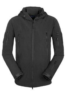 ESDY Soft Shell Tactical Windproof Jacket (Black)