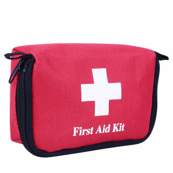 First Aid Kit Travel Bag Car Home Small Emergency Medical SurvivalTreatment Box
