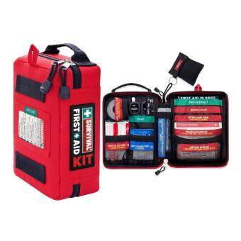 First Aid Kits Survival Gear Medical Trauma Kit Rescue Bag Kit CarBag Emergency Kits