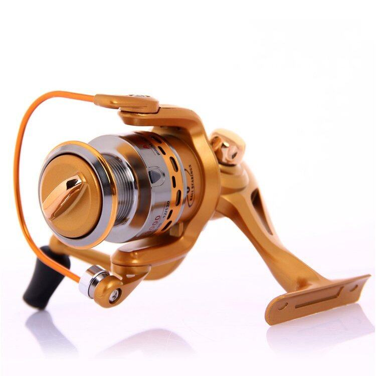 Telescope spinning reel fishing rod without spinning for Fishing pole reel