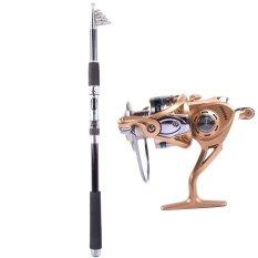 21m Whale Super Light Portable Carbon Fishing Rod Rocker Reel Source · Reel Source Graphite Carbon
