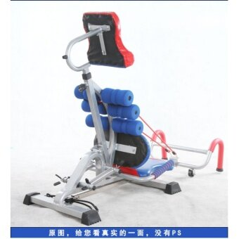 Gym AB Six Pack Care Exercise Chair Bench fitness equipment BrandNew Durable