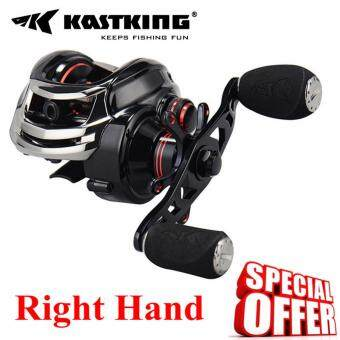 KASTKING [100% Original] Royale Legend Right or Left Baitcasting Reel 12BBs 7.0:1 Bait Casting Fishing Reel Magnetic and Centrifugal Dual Brake (Right Hand)