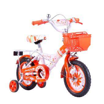"Kid Bike 100% Fully Assembly 12"" 1201 SWEET FAMILY"