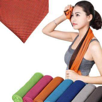 Microfiber Sport Sweat Dry Cooling Towel Absorbent Compact for GymBeach Travel