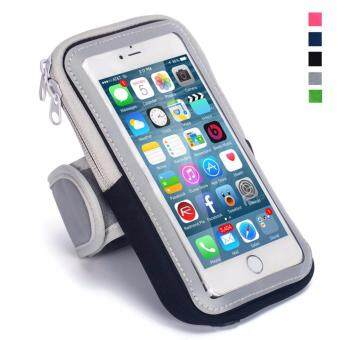 Multifunctional Outdoor Sports Armband Casual Arm Package Bag Cell Phone Bag Key Holder For iphone7Plus 6Plus 6sPlus Samsung Galaxy Note 5 4 3 Note Edge S5 S6 S7 S8 Edge Plus
