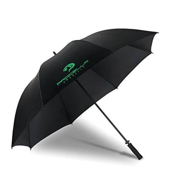 Procella 68-Inch Golf Umbrella Windproof and Waterproof Extra Oversize Stick Umbrellas - intl